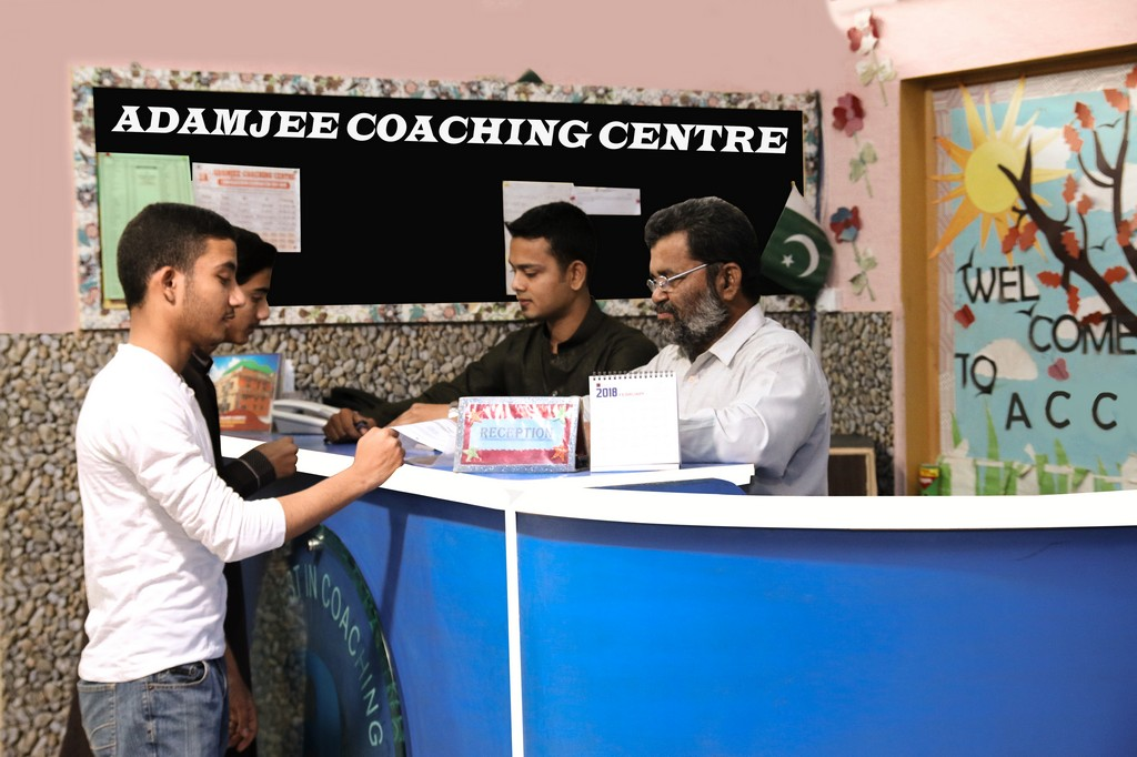 ADAMJEE COACHING CAMPUS 14